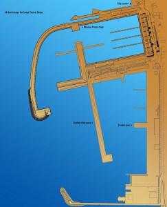 Roses Port Map